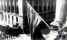 Одесса. Оперный театр. Фотография Associated Press, 17 апреля 1944 г.