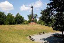 Одесса, Александровская колонна в парке Шевченко. Фотограф Евгений Волокин, 25 июня 2014 г.
