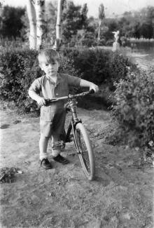 Одесса. В парке Победы. 3 июня 1947 г.