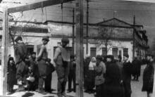 Тираспольская площадь (1941 — 1944)