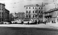 Одесса, площадь Мартыновского