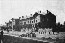 Одесса. Приют на ул. Старопортофранковской