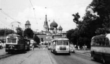 Одесса. Ул. Водопроводная. Фотограф Hank Ontropp. Август, 1967 г.