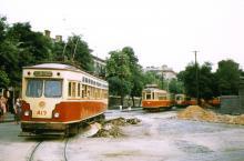 Одесса, ул. Островидова (Новосельского), дом 2. Фотограф Ray de Groote, 1959 г.