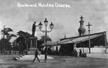 Одесса. Николаевский бульвар. 1912 г.