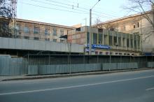 Одесса, ул. Успенская, реконструкция обувной фабрики, 2007 г.