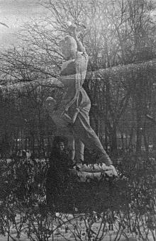 Одесса. В парке Ильича