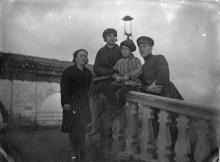 Одесса, в парке им. Шевченко. 12 октября 1930 г.