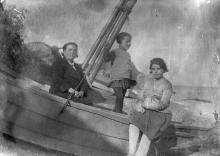 Одесса, Ланжерон. 7 октября 1930 г.