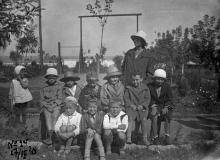 Одесса. ул. Короленко (Софиевская) 7/1. «В архиерейском саду». 17 сентября 1930 г.