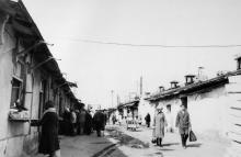 Одесса. Привоз. Рыбные ряды. Фотограф В.А. Чарнецкий. Весна 1984 г.
