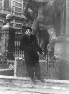 Одесса, на ул. Гоголя, №5, 1955 г.