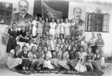 Одесса. Пионерлагерь №1 обкома Союза работников культуры. 1954 г.