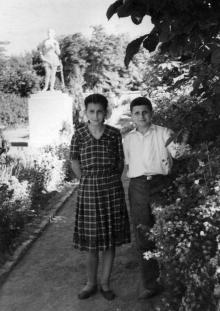 Непонятно где 1953 г