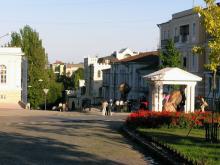 Одесса, на Ланжероновской улице