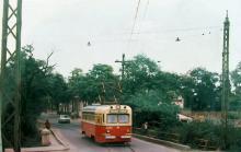 Одесса, улица Амундсена. Фотограф Peter Hasseldine. 1978 г.