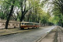 Одесса. На Французском бульваре. Фотограф Stefan Spengler. 1999 г.