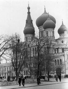 Одесса. Улица Чижикова. 1960 г.