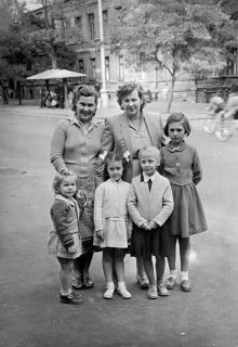 Одесса, ул. Польская угол ул. Жуковского, 1957 г.
