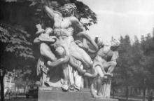 Одесса. Скульптура «Лаокоон»