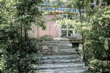 Одесса. На территории санатория «Фонтан». Фотограф Павел Зозуля. 9 июля 2012 г.