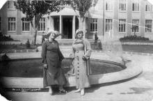 Одесса. Лермонтовский курорт. 1936 г.