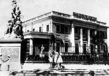 Одесса. Дворец пионеров и октябрят