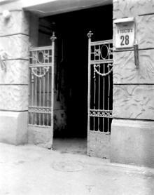Одесса, ул. Льва Толстого, 28. Фотограф В.Г. Никитенко, 1970-е годы