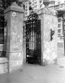 Одесса. Ул. Гоголя, 5. Фотограф В.Г. Никитенко. 1970-е годы