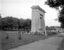 Одесса. Ул. Водопроводная. Фотограф В.Г. Никитенко. 1970-е годы