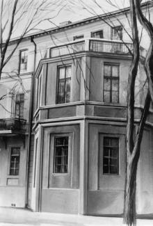 Одесса. Ул. Преображенская. Фотограф В.Г. Никитенко. 1970-е годы