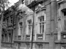 Одесса, ул. Франца Меринга, 38. Фотограф В.Г. Никитенко. 1970-е годы