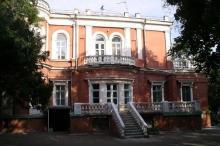 Одесса. Санаторий «Черное море»