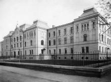 Одесса. Здание семинарии на первой станции, 1902 г.