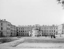 Здание Одесской семинарии. 1902 г.