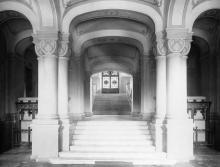 В новом здании Одесской семинарии. 1902 г.