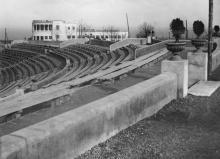 Стадион в парке Шевченко (1917 — 1941)