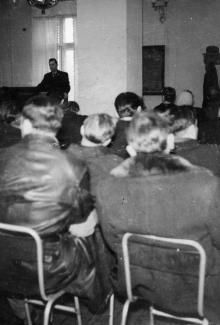 Семинар пропагандистов на ЗОРе. Одесса. 1963. Найденов. (1793)