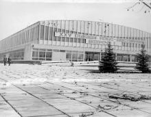 Новый Дворец спорта. Одесса. 22.11.1975 г. И. Павленко (13317)