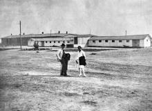 Детский санаторий «Лузановка». Одесса. 1929 г.