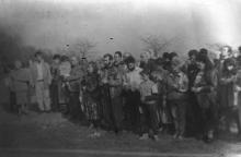 Освящение места под армянский храм. О. Владимирский. Одесса. 1993 г. (13035)