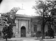 Собор украинской православной церкви на ул. Пастера. Одесса. О. Владимирский. 1992 г. (12388)