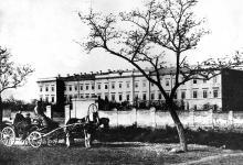 Внешняя ул. Одесса. 1882 г.
