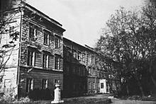 Старый корпус ОИИМФа. Одесса