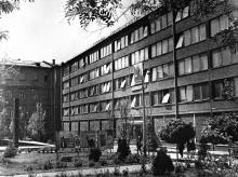Лабораторный корпус ОИИМФа. Одесса. Конец 1960-х годов