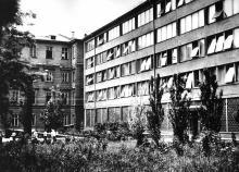 Лабораторный корпус ОИИМФа. Одесса