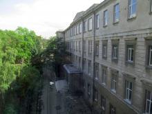 Старый корпус Морского университета. Одесса. 2014 г.