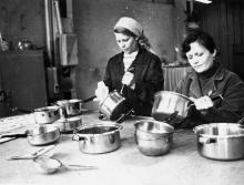 Товары народного потребления НПО «Кислородмаш». Февраль 1980 г.