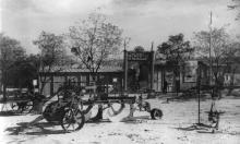 Продукция ЗОР на областной сельхоз. выставке. Одесса, 1955 г., Феохари (1770)