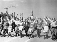 Одесса. 1 мая 1966 г. 1.V.66 г. Одесса, Левит (978)